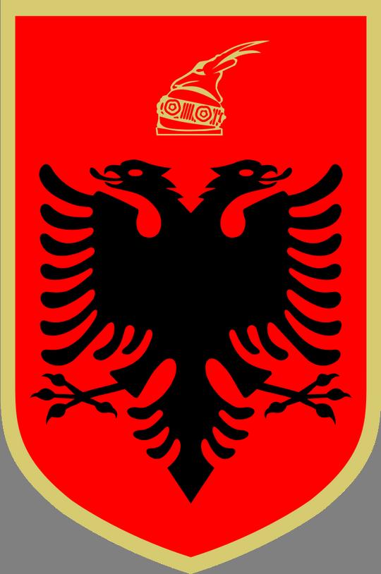 Герб Албания