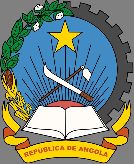 Герб Ангола