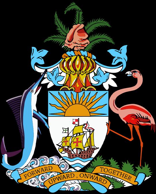 Герб Багамы