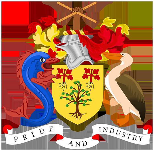 Герб Барбадос