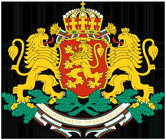 Герб Болгария