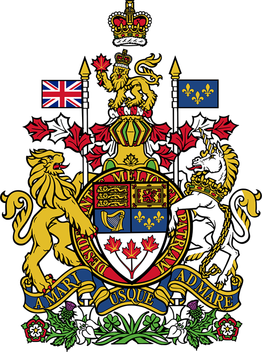 Герб Канада