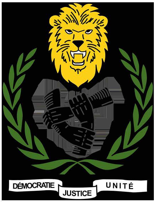 Герб Конго ДРК