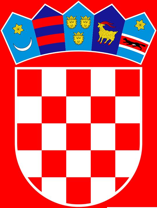 Герб Хорватия