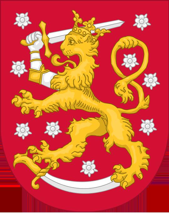 Герб Финляндия