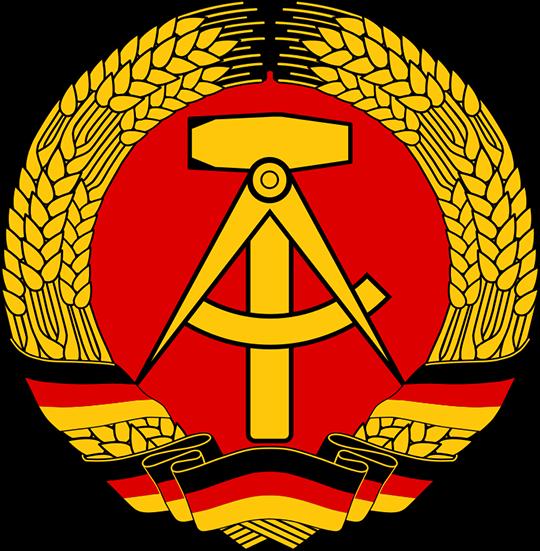 Герб ГДР