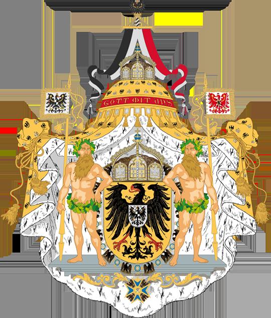 Герб Германская Империя