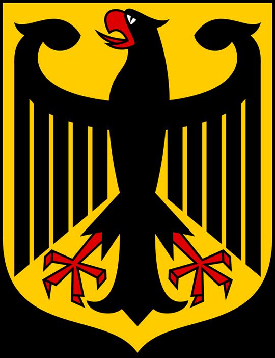 Герб Германия