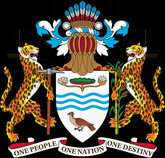 Герб Гайана