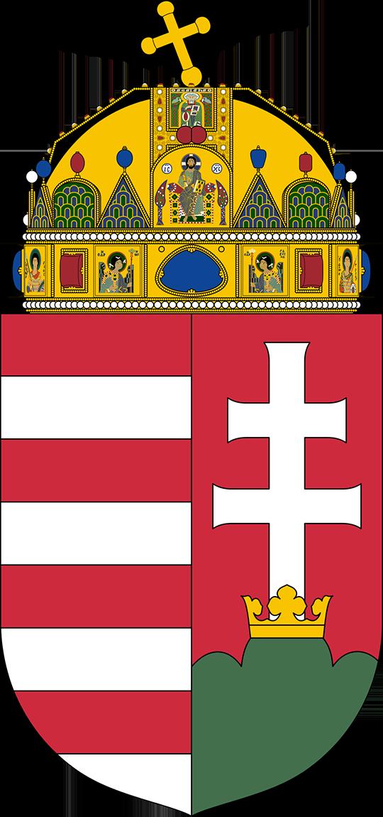 Герб Венгрия