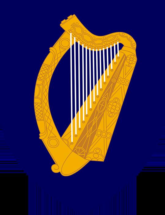 Герб Ирландия