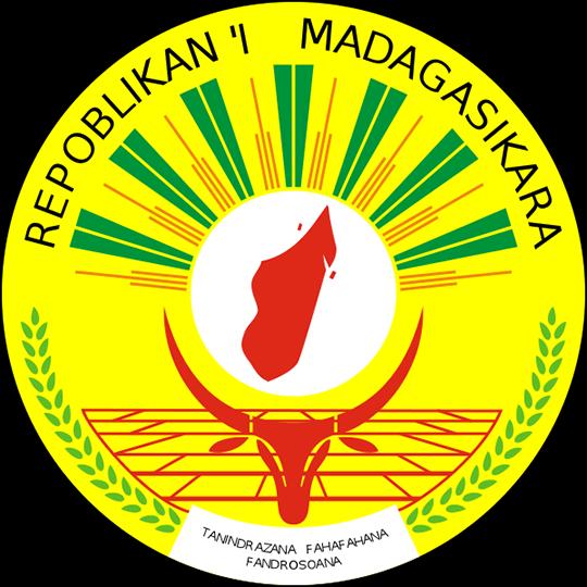 Герб Мадагаскар