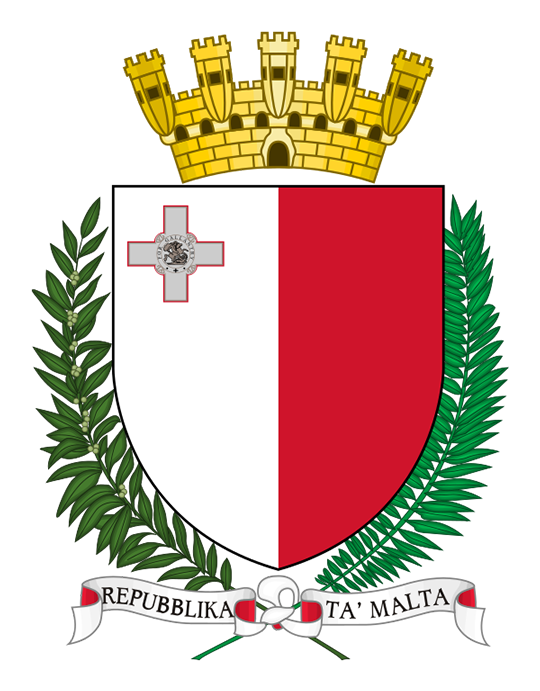 Герб Мальта