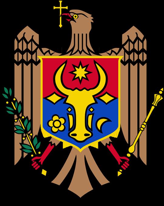 Герб Молдавия