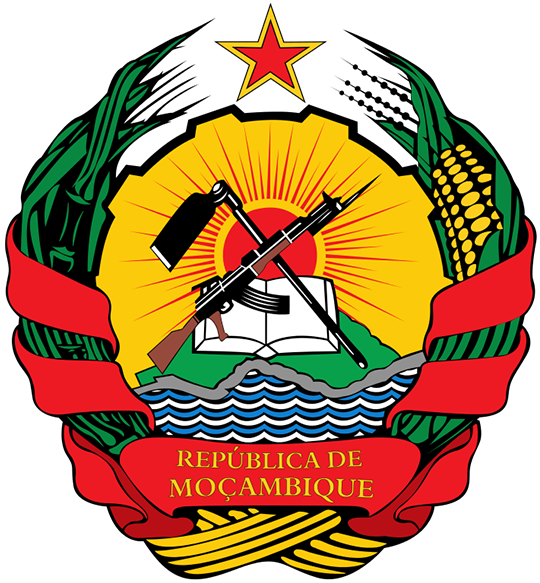 Герб Мозамбик