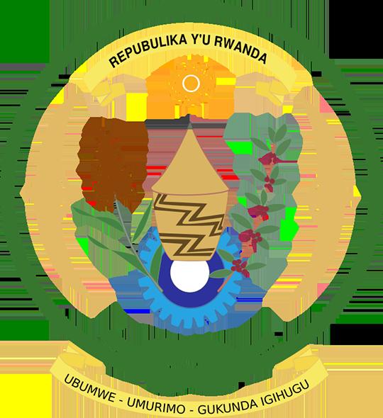 Герб Руанда