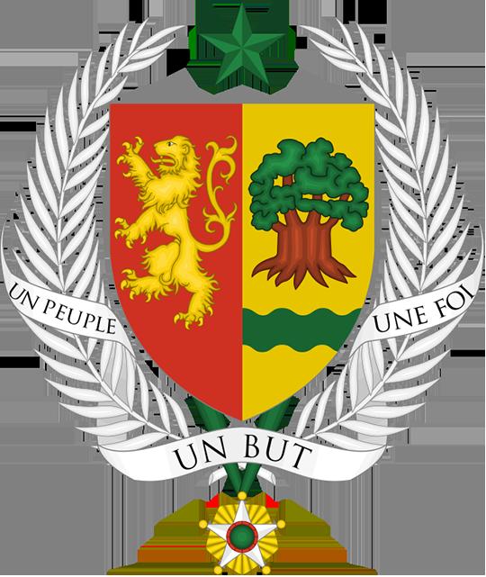 Герб Сенегал