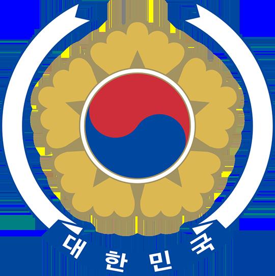 Герб Южная Корея
