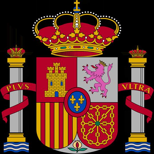 Герб Испания