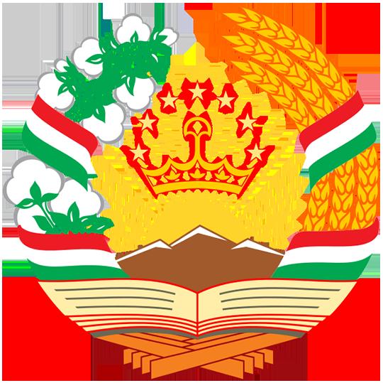 Герб Таджикистан