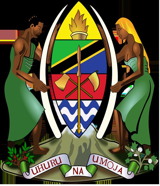 Герб Танзания