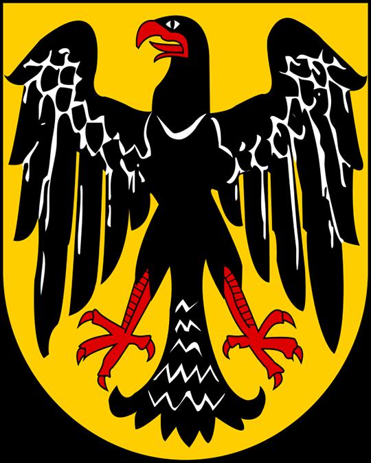 Герб Веймарская республика