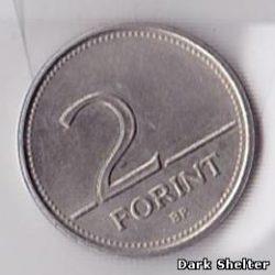 2 форинт