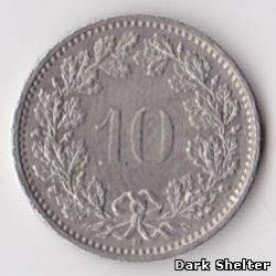 10 раппен