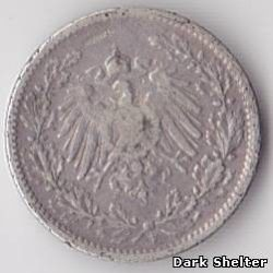 ½ марки