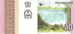 10 кванза