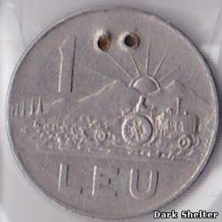 1 лей