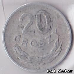 20 грош