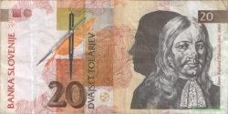 20 толар