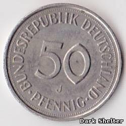 50 пфенниг