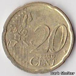 20 евроцент