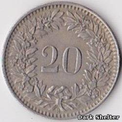 20 раппен
