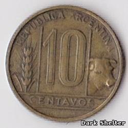 10 сентаво