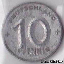 10 пфенниг
