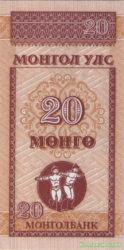 20 мунгу