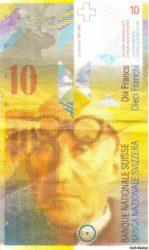 10 франк