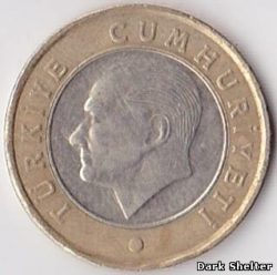 1 лира