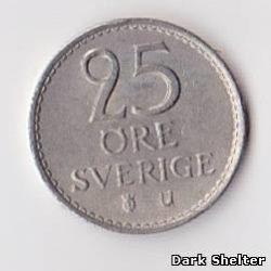 25 эре