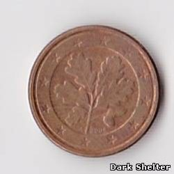 1 евроцент