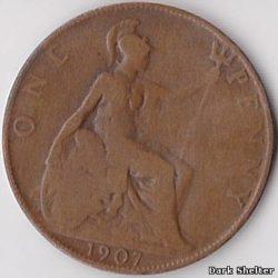 1 пенни