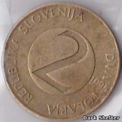 2 толара